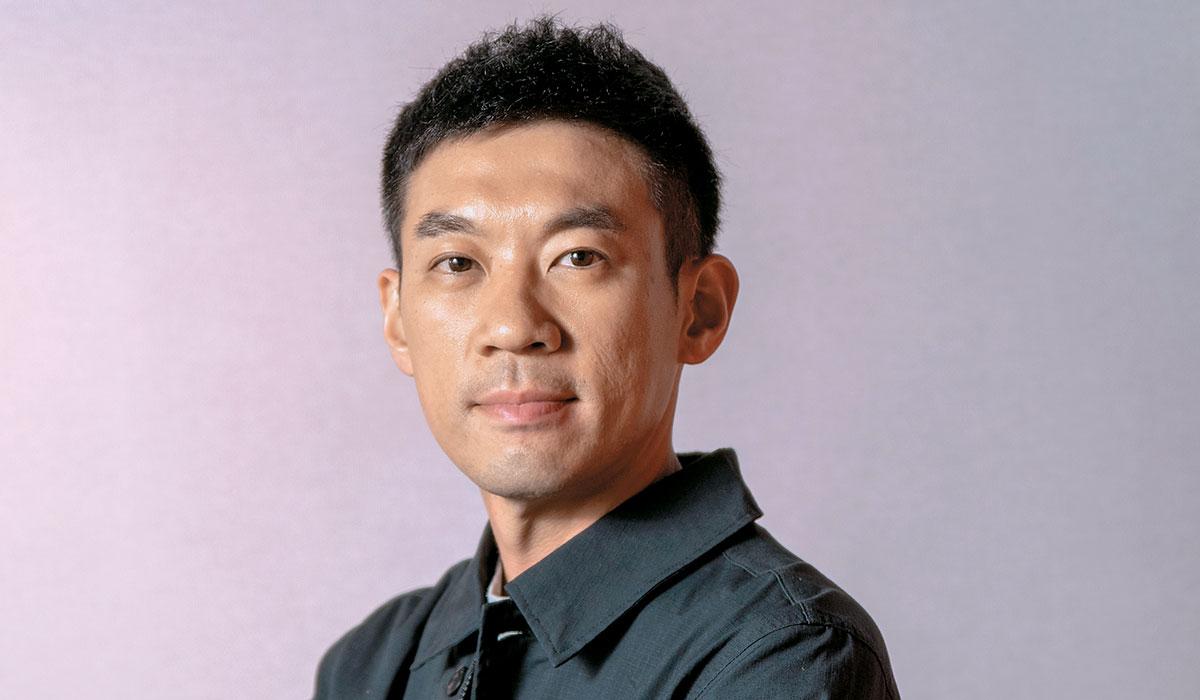 台灣奧美首席執行創意總監 龔大中